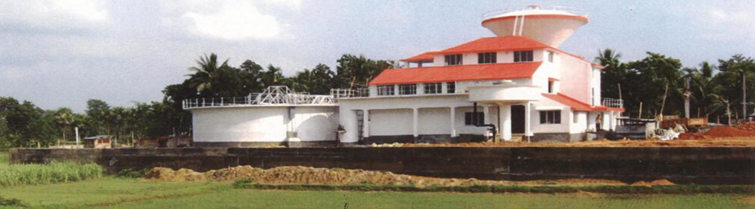 Water Treatment Plant Melaghar